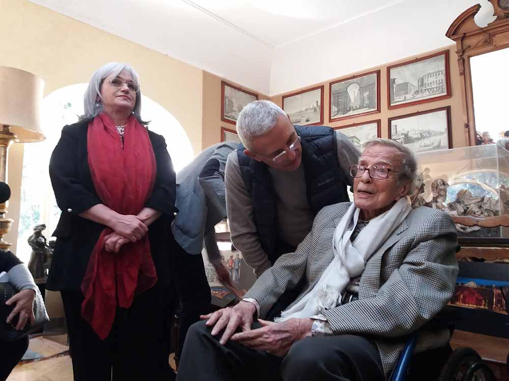 Cecilia Gasdia, Pippo Corsi Zeffirelli, Franco Zeffirelli