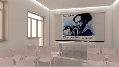 'Centro Socio Culturale Paolo De Matteis' Orria (SA)