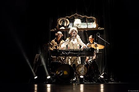 El Grito - 'Johann Sebastian Circus' - foto Mauro Landi