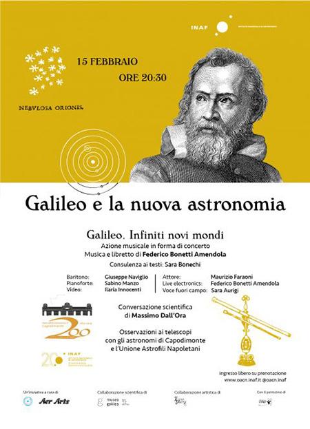 Galileo e la nuova astronomia