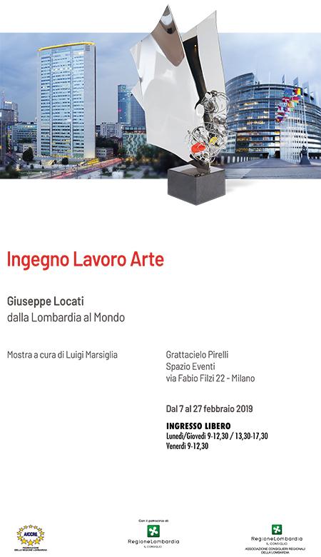 'Ingegno Lavoro Arte' di Giuseppe Locati