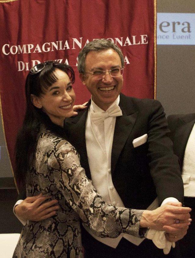 Lucia Lacarra e Nino Graziano Luca