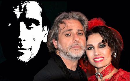 Massimo Troisi, Geppi Di Stasio e Roberta Sanzò