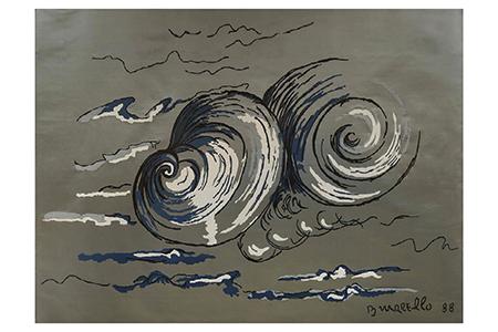 'Nuvole' di Battista Marello
