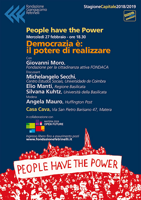 'People have the Power'