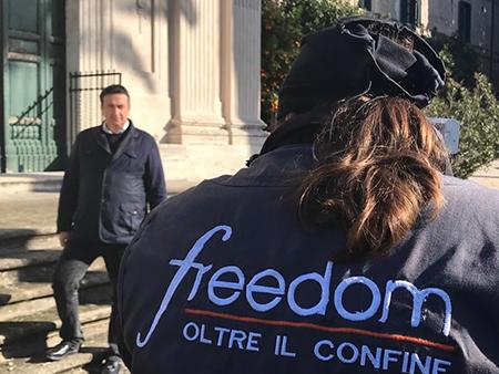 Roberto Giacobbo - 'Freedom - Oltre il confine'