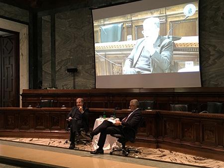 Romano Prodi a 'Il Sabato delle Idee'