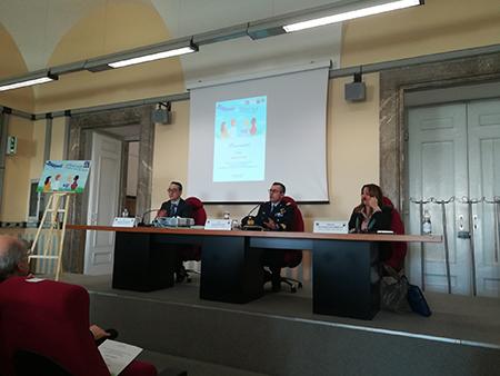 'School Talk' Scuola Specialisti dell'Aeronautica Militare di Caserta