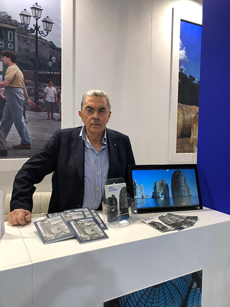 Sergio Gargiulo - Presidente Federalberghi Capri