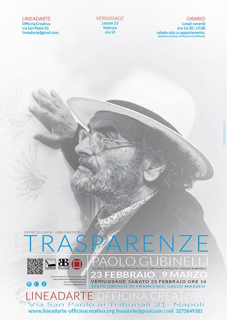 'Trasparenze - Paolo Gubinelli'