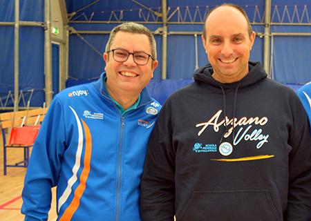 Antonio Piscopo e Mario di Napoli