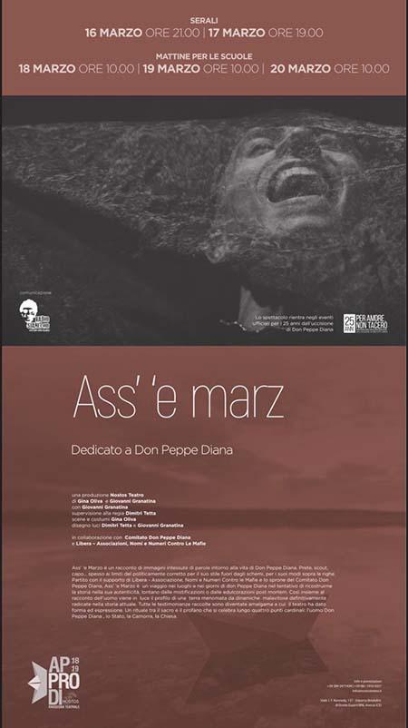 'Ass' 'e marzo'