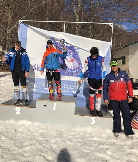 Campionati Regionali Sci a Roccaraso (AQ)
