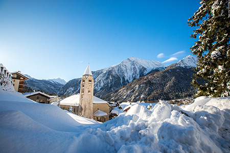 Courmayeur (AO) Monte Bianco