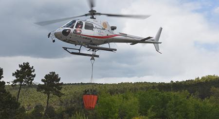 elicottero AIB