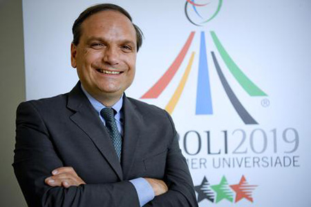 Gianluca Basile - Universiadi.