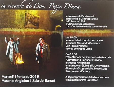 In ricordo di Don Peppe Diana