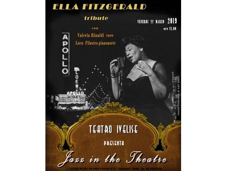 'Jazz in the Theatre - Omaggio ad Ella Fitzgerald'