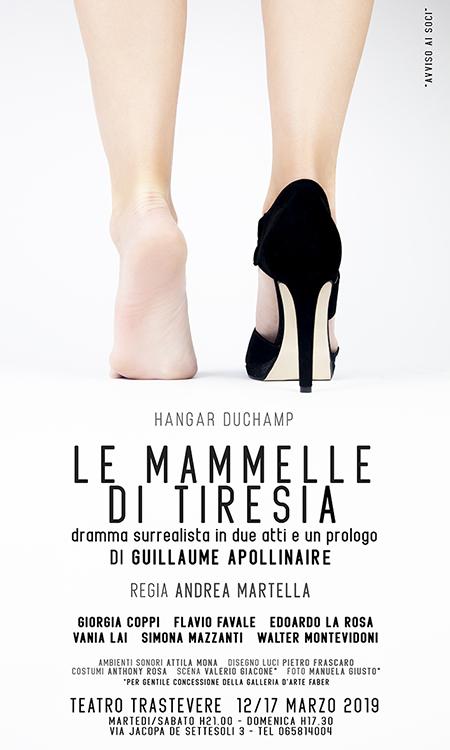 'Le mammelle di Tiresia'