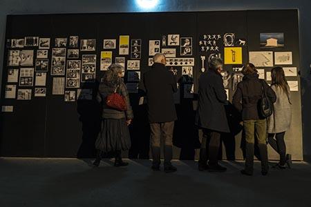 Matera 2019 mostra di Mario Cresci 'Le Due Culture – Artefatti e Archivi' ph Digital Ligh House