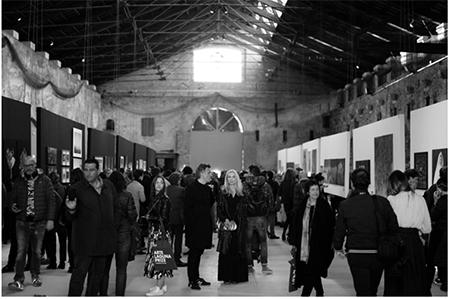 Mostra XIII Premio Arte Laguna Ph. Nicola D'Orta