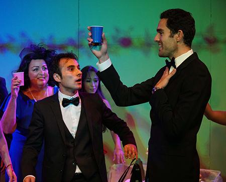 'My big gay Italian wedding'
