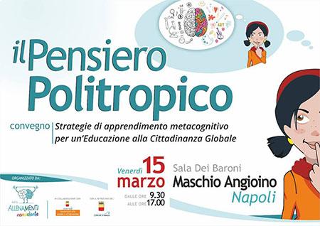 'Il pensiero politropico - Strategie di apprendimento cognitivo per un 'educazione alla cittadinanza globale'