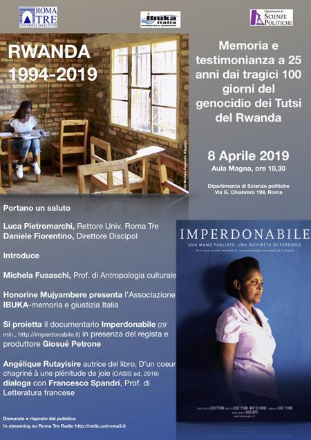 Rwanda 1994-2019