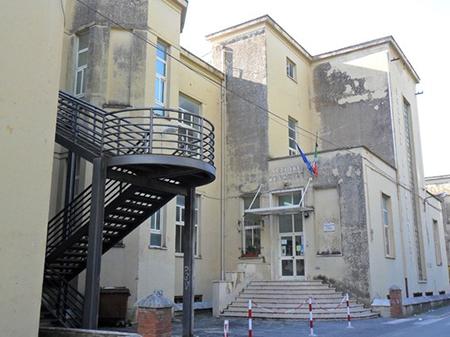 Scuola elementare di Cori (LT) sede IC 'Chiominto'