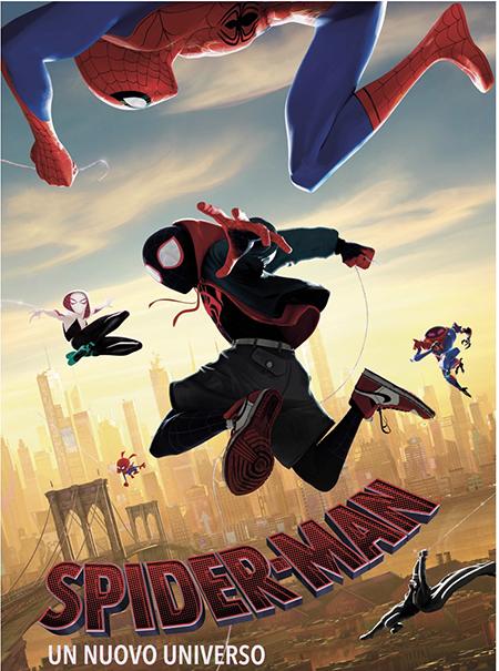 'Spider-Man: Un nuovo universo'