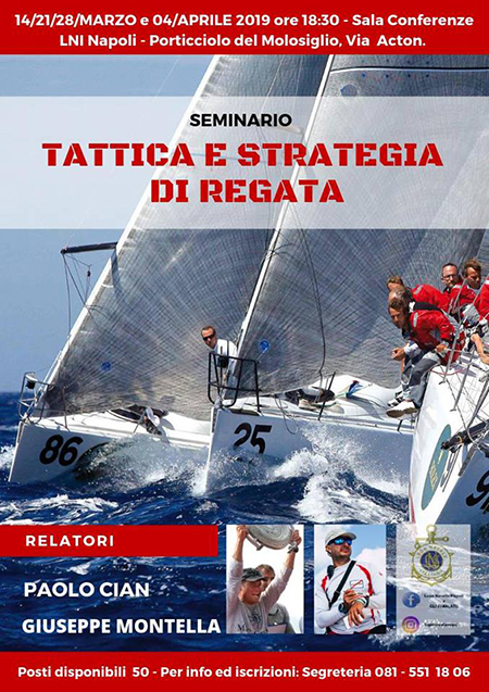'Tattica e strategia di regata'