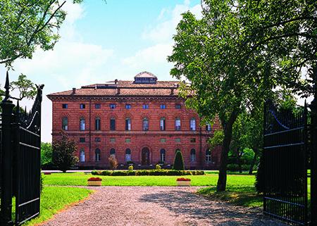 Villa Rivaltella sede Gruppo Ferrarini