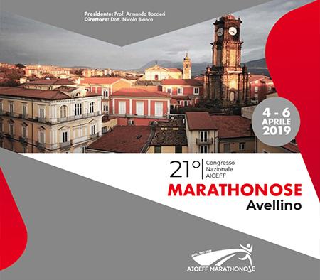 XXI Congresso Nazionale AICEFF - Marathonose