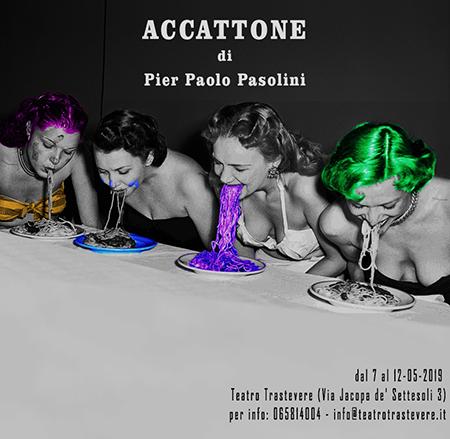'Accattone di Pier Paolo Pasolini'