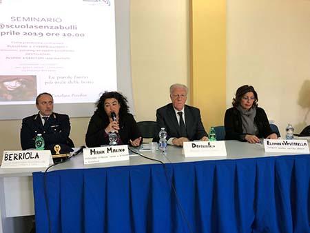 Berriola, Marino, Falco e Vastarella