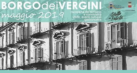 Borgo dei Vergini Napoli Maggio 2019