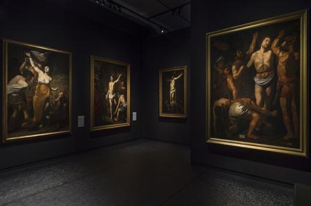 'Caravaggio Napoli' - ph F. Squeglia