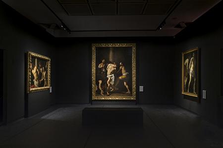 'Caravaggio Napoli' ph F. Squeglia