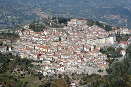 Chiaromonte (PZ)
