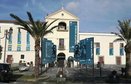 'Creative World' al Convento Francescano di San Gennaro Vesuviano (NA)