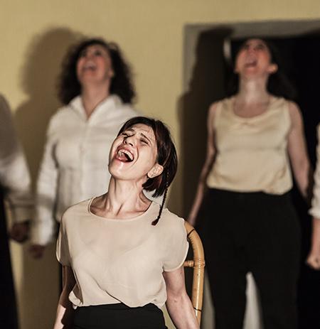 'Le donne di Brecht' ph Roberto Esposito