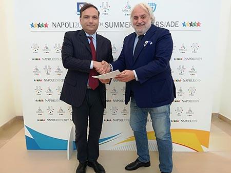 Gianluca Basile e Giovanni Capizzi