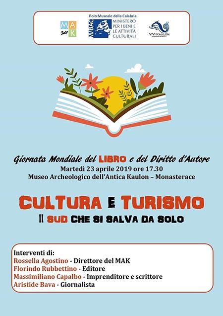 Giornata mondiale del libro e del diritto d'autore - Cultura e turismo - Il Sud che si salva da solo