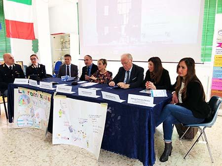 Giuseppe Giorgio, Umbertina Picano, Carmine De Pascale, Arnaldo Aurino, Giuseppina Lanzaro, Domenico Falco, Bruna Fiola e Francesca Recano