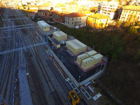 Inaugurazione linea ferroviaria Milano-Zurigo