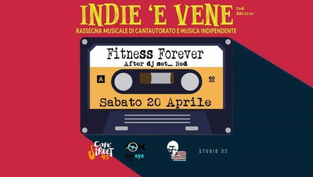 'Indie 'e Vene' Fitness Forever