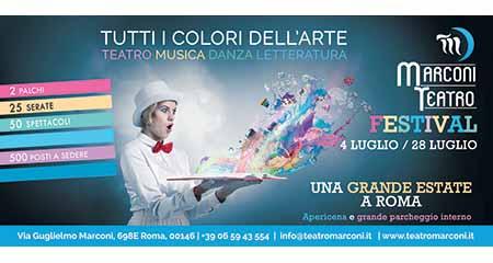 Marconi Teatro Festival 2019
