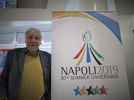 Mauro Nasciuti capo delegazione Italia