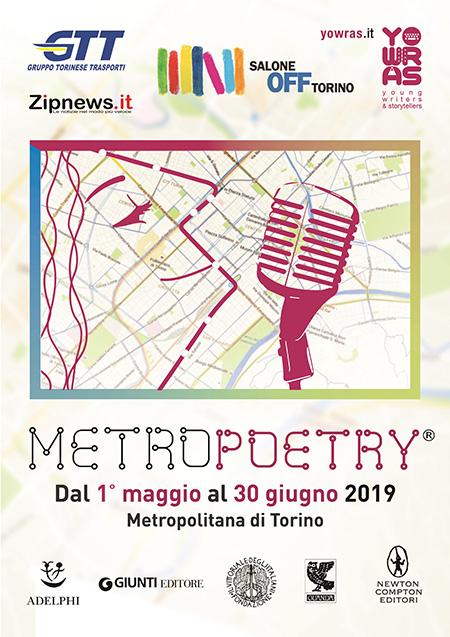 Metro Poetry - Torino 2019