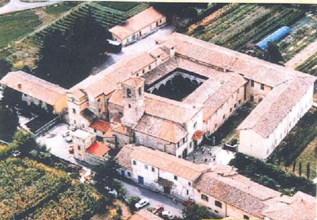 Monastero di Luco di Mugello (FI)